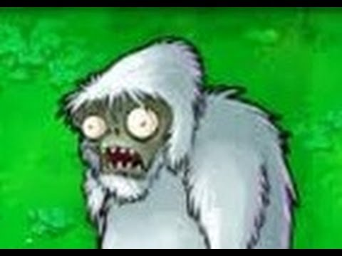 Plants vs Zombies - Yeti Found!! - Learn how