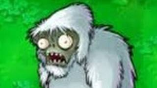 Plants vs Zombies - Yeti Found!! - Learn...