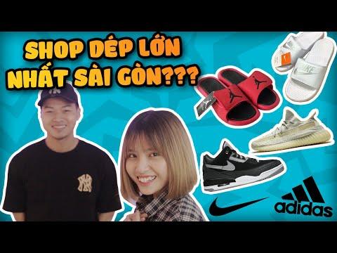 Món Quà Bất Ngờ Từ SHOP GIÀY DÉP LỚN NHẤT Sài Gòn | Nabee TV