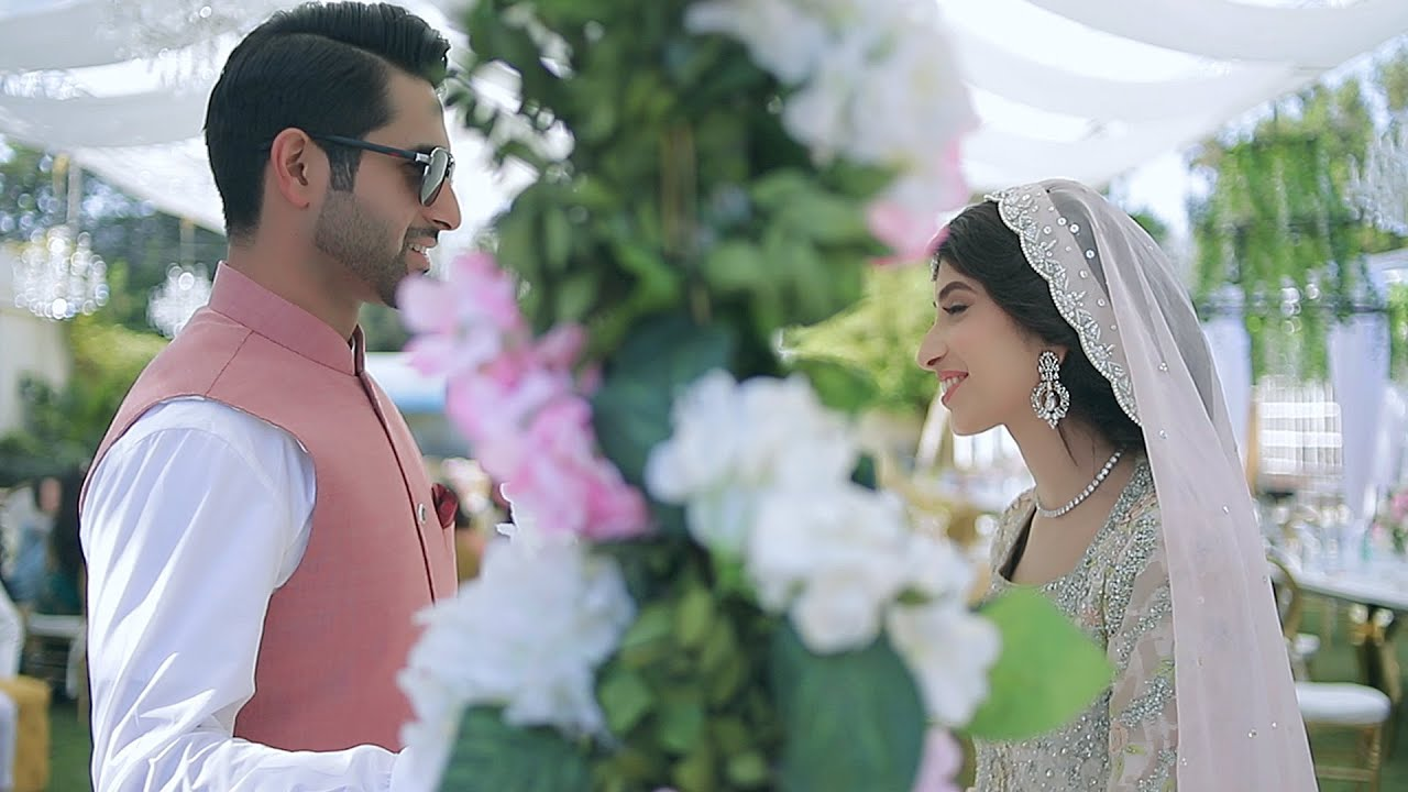 An Elegant Nikkah Ceremony // Pakistani Nikkah Highlight
