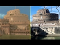 Assassin's Creed Brotherhood Game vs Real Life - Rome Landmarks Comparison