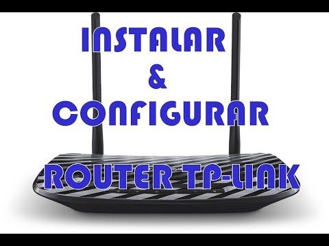 Aprende a configurar un  Router TP-LINK de manera correcta