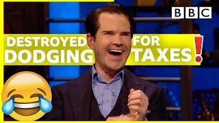 Why Jimmy Carr HATES tax loopholes | Room 101 - BBC