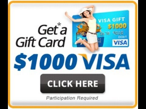 how to get cash from a visa gift card valentine s day gift get a 1000 visa gift card youtube 5298
