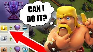 Clash Of Clans - I COPIED THE #1 PLAYER IN THE WORLD!!