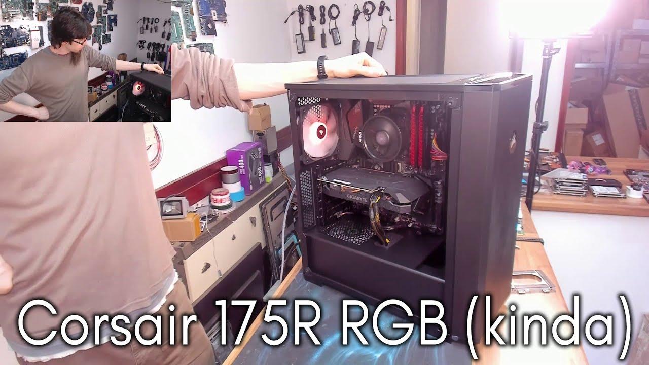 Corsair 175R RGB Overview - LBC#52