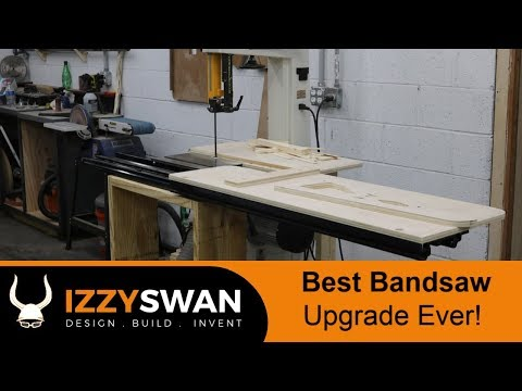 Best Bandsaw Upgrade Ever | Woodworking How To