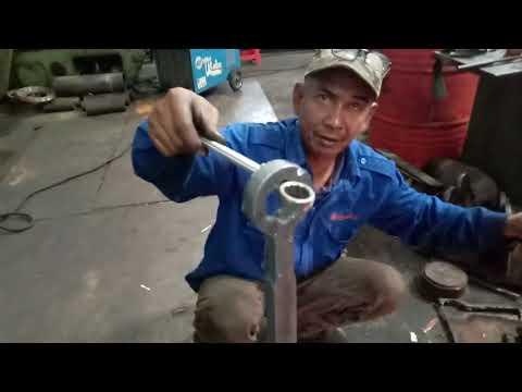Cara Membuat Kunci Pully Cvt Motor Dan Kunci Pompa No 41