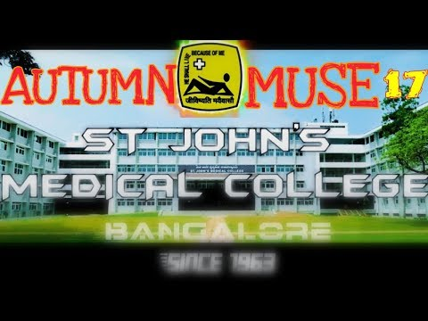 AUTUMN MUSE 2K17 PROMO, ST JOHN'S MEDICAL COLLEGE, BANGALORE