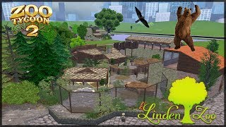 Bears Exhibit 🐻 | Village Center | Linden Zoo 🌳 Part 7 | Zoo Tycoon 2 Complete Collection with Mod