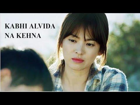 Kabhi Alvida Naa Kehna | Song jong Ki | Descendants of the Sun mv | Korean mix