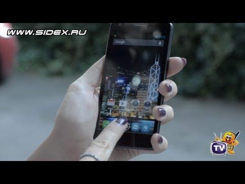 Sidex.ru: Обзор смартфона Alcatel One Touch Idol Ultra 6033X