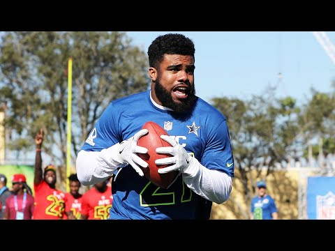 Power Relay Race: Pro Bowl Skills Showdown | NFL