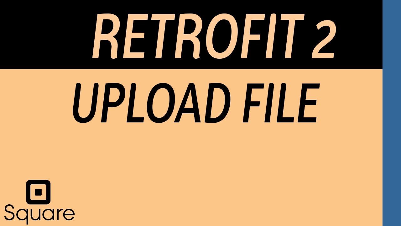 Upload file using Retrofit 2