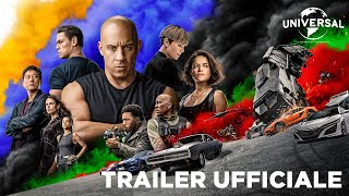 Fast & Furious 9 - Secondo Trailer Ufficiale (Universal Pictures) HD