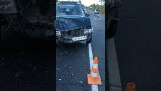 В Приморье разыскивают виновника ДТП, скрывшегося с места аварии