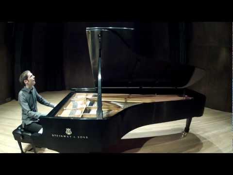 David Jalbert - Shostakovich - prelude no. 5 in D-Major  Op. 87