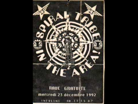 Spiral Tribe - Jeff 23 - Ufo Mixtape 199x (Side A & B)