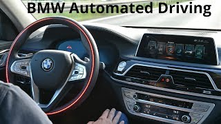 BMW Automated Driving on Highways and Fully Automated Driving