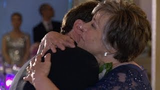 Emotional Mother & Son Wedding Dance | Fontana Gardens Banquet Halls Concord Toronto | Forever Video