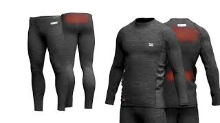 Baselayers: 7.4volt Men's Primer and Women's Ion Shirts and Pants