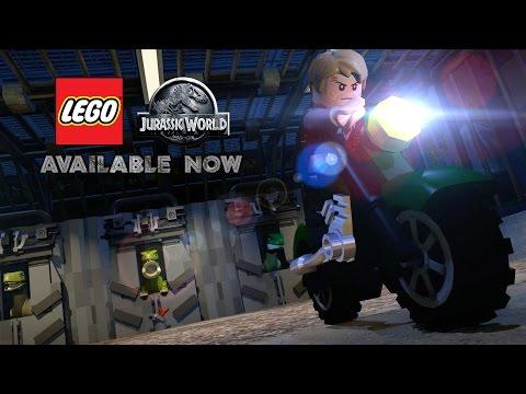Бесплатная демонстрационная версия игры LEGO Jurassic World стала доступна в магазине Xbox