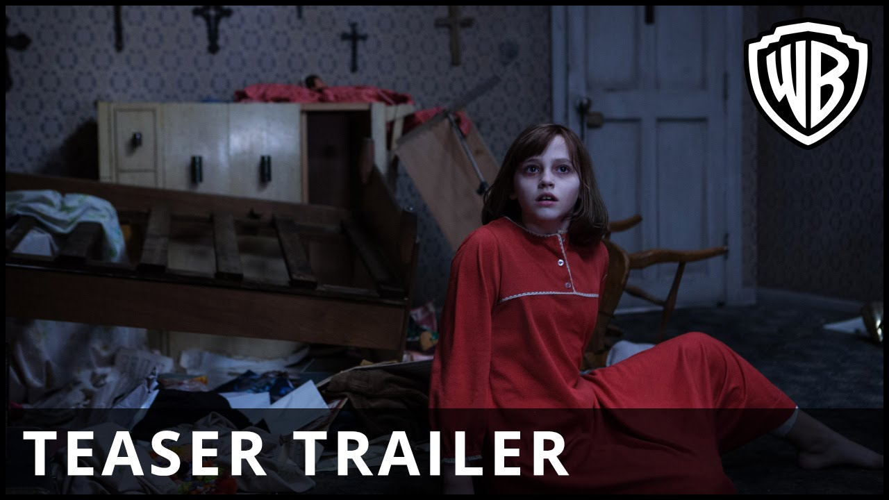 Download The Conjuring 2 – Teaser Trailer –  Official Warner Bros. UK