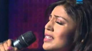 Debina Bonnerjee Choudhary Singing in