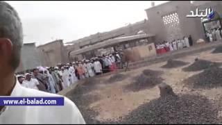 بالفيديو والصور.. إقبال مكثف من الحجاج على جبل أحد ومقابر شهداء الغزوة