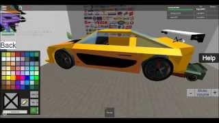 Roblox Street-Racing-Unleashed-Beta-1-2-3 ไทย
