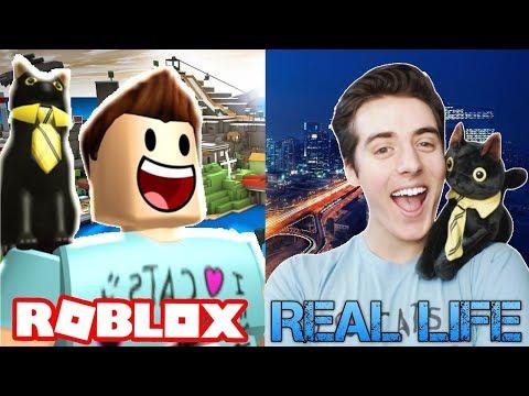 ROBLOX vs Real Life