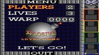 Xplosive gameplay (PC Game, 1995)