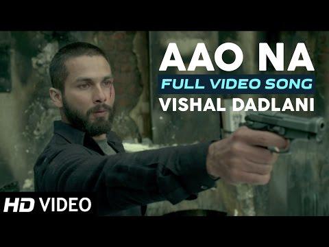 Aao Na | Haider | Vishal Dadlani | Music By Vishal Bhardwaj