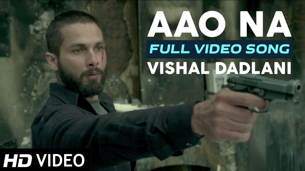 Download Aao Na   Haider   Vishal Dadlani   Music By Vishal Bhardwaj
