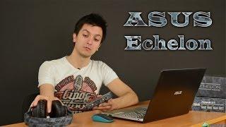 Asus Echelon и Asus Xonar U7 Echelon Edition: обзор гарнитуры и внешней звуковой карты