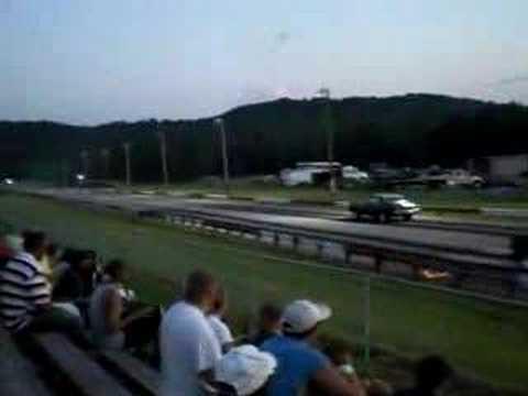 drag racing :D