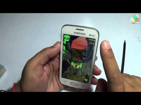 Gaming Experience on Samsung Galaxy Star Pro GT-S7262