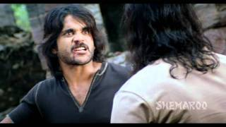 Nagarjuna Top 5 Action Scenes - Robbery