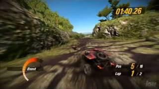 MotorStorm: Pacific Rift Insider Gameplay - Masterbit: