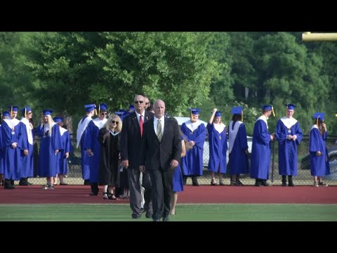 Southeast Bulloch High School graduation 2019