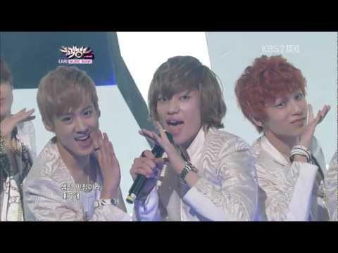 [HD] 110728 -110731 Teen Top - Come Back Stages part 1/2