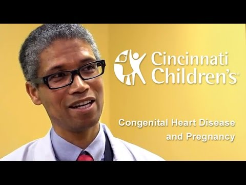 Congenital Heart Disease and Pregnancy | Cincinnati Children's