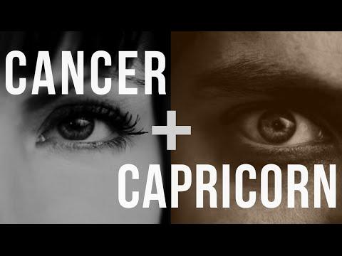 Cancer & Capricorn: Love Compatibility