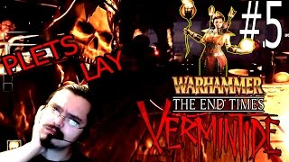 Warhammer: the end times - vermintide. Bright Wizard - отжигающая бабка-повитуха! #5