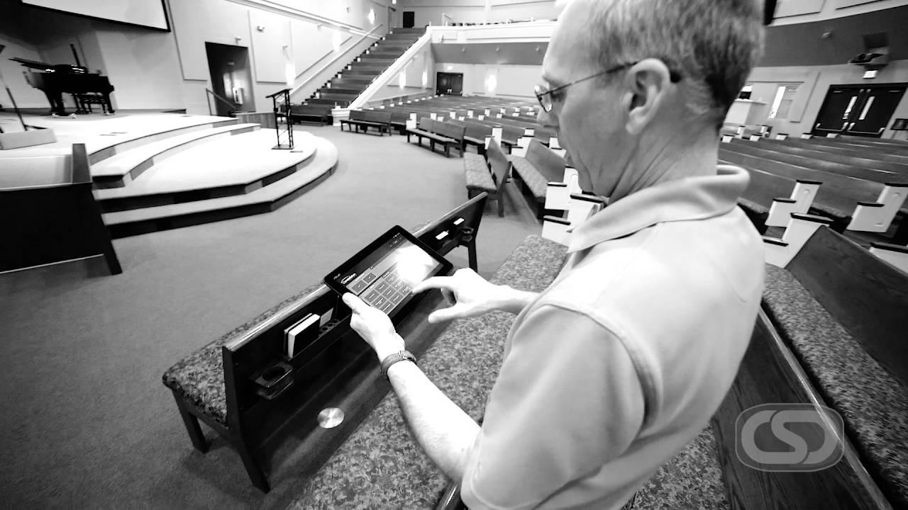 Clinton Frame Demonstrates Constellation Digital Acoustics by Meyer ...