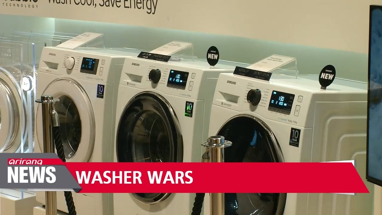 South korea makes case against proposed us restrictions on south korea makes case against proposed us restrictions on washer imports sciox Image collections
