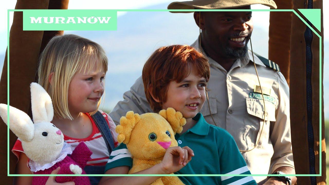 Muranów dla dzieci: KACPER I EMMA NA SAFARI - zwiastun