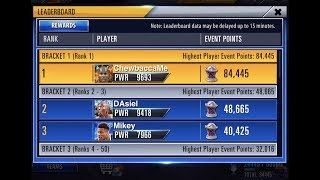 First Place in Domination Update! NBA 2K Mobile #68