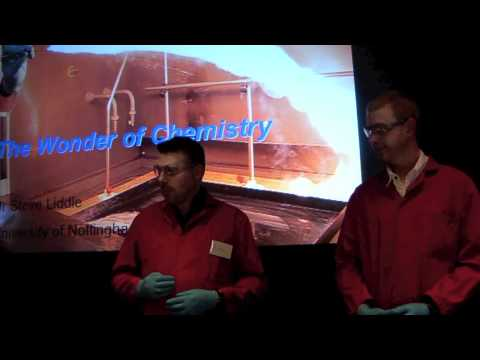 Wonders of Chemistry talk | The Royal Society