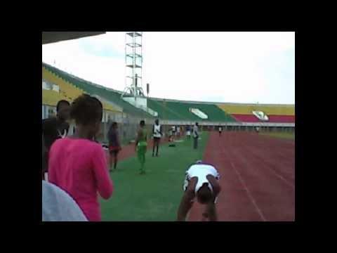 Sport Equipe Atletisme Stade de L Amitie Athletisme Benin Cotonou